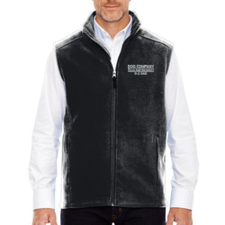 D-2 Dad Journey Fleece Vest