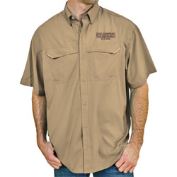 D-2 Dad Pro Performance Fishing Shirt