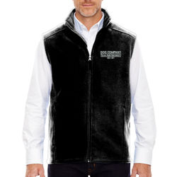 D-2 FISH Fleece Vest Thumbnail