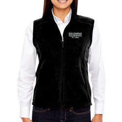 D-2 Mom Journey Fleece Vest Thumbnail